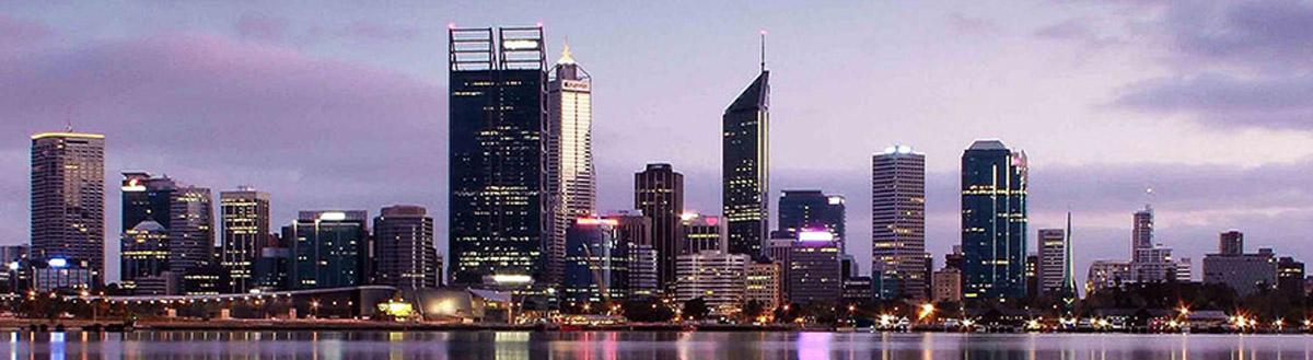 Perth City Twilight
