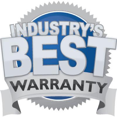 industry-best-warranty