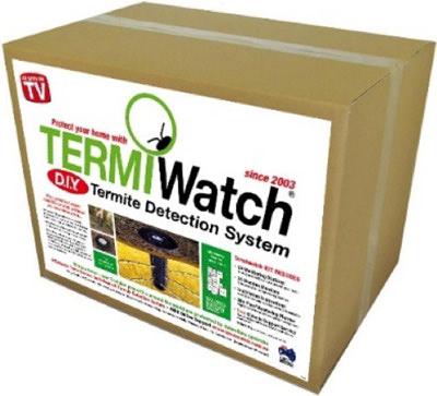 termiwatch DIY termite detector