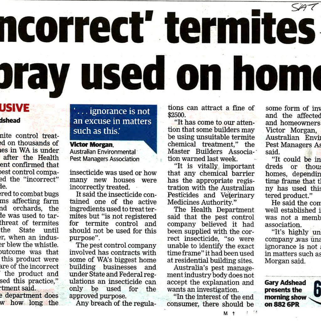 australia news article