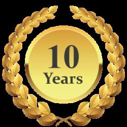 10-years-stamp