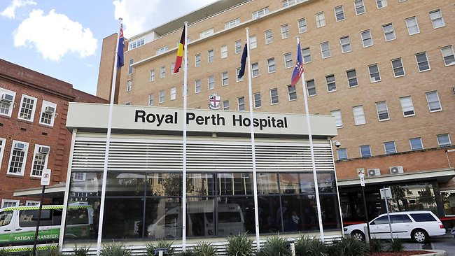 Warranted annual termite inspections - Royal Perth Hospital
